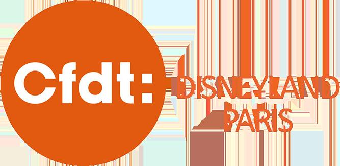 CFDT Disneyland Paris logo
